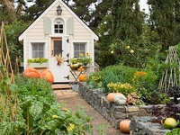 guest houses, casitas, granny flats, efficiency & accessory units,  art studios, conservatories, chicken coops, tiny houses, green houses, play houses, small space living