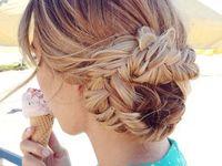 Work that ponytail