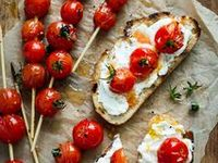 Gourmandises végétariennes ♥ Vegan delicacies
