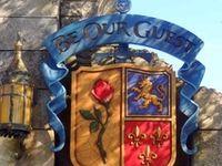 Fam trip Walt Disney world and Hp :D