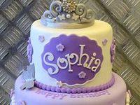 Addisyn's Sofia Birthday