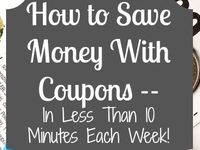 Coupons/Frugal Living