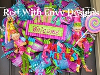 Red With Envy Designs