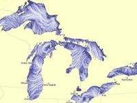Maps that are beautiful, that present data in interesting ways, or that do both.