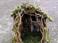 fairy homes and gardens