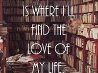 My Heart can be Found in the Books