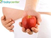 Tu embarazo semana a semana. Compara el tamaño de tu bebé en crecimiento con el de un alimento.