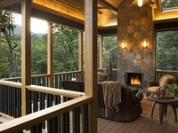 home - outdoors: home exteriors, decks, pools, showers, spas, gates, porches, firepits, furniture, yard art, play areas, tree houses