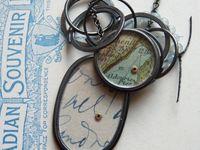 Jewelry: Necklaces, Pendants, etc.