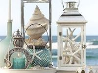Beach cottage style decor