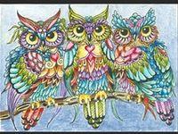 Whooooo knew I like owls?