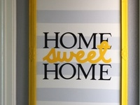 For the home.