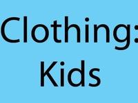 Clothing- Kids