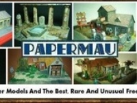 - Free Original And Exclusive Paper Models And The Best, Rare And Unusual Free Paper Models Of All The World! -