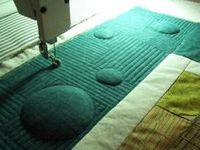 quilting--free motion/long arm