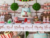 Party Themes - Little Red Riding Hood