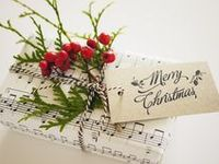 Christmas Packaging, Tags & Paper Crafts