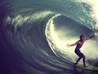'Out of the water, I am nothing.' Duke Kahanamoku