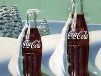vintage coca-cola...