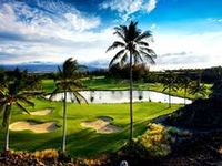 Beautiful golf courses pictures