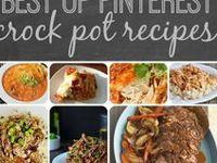 Cooking - crockpot/slowcooker