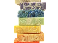 Soap inspiration, ideas, recipes, and creations.