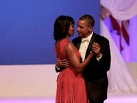 Mr. President Obama and his Lovely Family