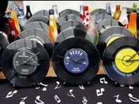 Vinyl Record/Cd/Cassette Crafts