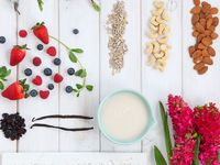 Alkaline diet information and recipes