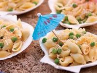 Enjoy the outdoors and entertain all summer long with these crowd-pleasing pasta recipes.