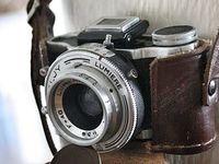 Old vintage analoge camera's