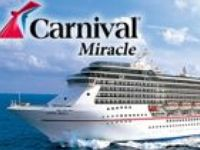 Carnival Miracle - Mexican Riviera 2014