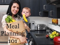 Menu Planning & Grocery Shopping
