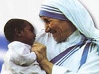Mother Teresa, certainly a saint on earth!