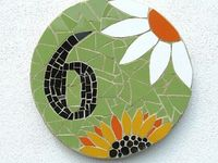 Make your own mosaics with supplies from www.MosaicTileMania.com. Take 5% off your hand cut, stained glass mosaic tile prices with PromoCode PIN5 during checkout.