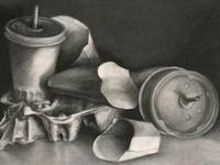 K-12: Graphite & Charcoal+