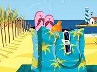Beaches, Aquatic Life, shells etc...
