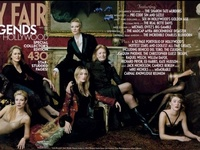Vanity Fair Hollywood covers
