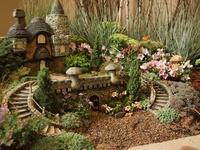 Fairy Houses & Gardens