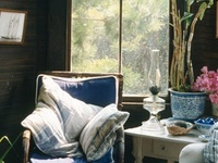 """Home is where my habits have habitat."" - Fiona Apple"