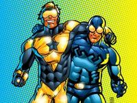 Booster Gold & The Blue Beetle