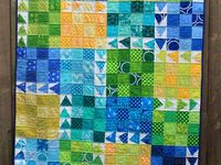 I am now pinning new tutorials at new boards: Quilt Tutorials - Modern Quilt Tutorials - Improvisational and String Quilt Tutorials - Traditional  Quilt Tutorials - Tips and Techniques