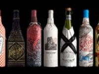 The best wine label packaging design.