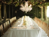 Tablescapes, kids parties, grown up parties, place settings, party decoration - dance the night away!