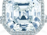 Fine jewelry, rings of diamond, sapphire, ruby, emerald, tiaras, bracelets, necklaces, Tiffany's, Van Cleef and Arpels, Harry Winston, EFFY...