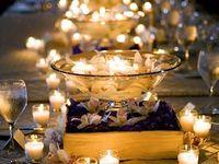 Centerpieces - Candlelight Focus