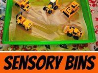 Sensory ideas, sensory diet, sensory options