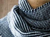 A faire : tricot - crochet