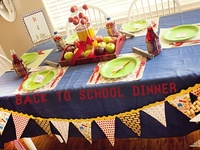 Ideas for back to school fun, including lunch box jokes and kids brain teasers.