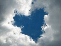 I love a cloudly day....
